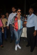 Priyanka Chopra at the airport on June 26, 2016