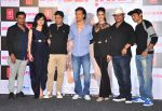 Tiger Shroff, Disha Patani, Bhushan Kumar, Aditi Singh Sharma at Befikra song launch in Mumbai on 28th June 2016