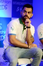 Virat Kohli encourages kids towards a healthy lifestyle, launches Stepathlon Kids in Delhi on 27th June 2016 (8)_577286dbe88b6.JPG