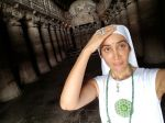 Gaia Mother Sofia Hayat went on spiritual journey to Ajanta Ellora in Aurangabad on 28th June 2016