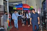 Madhuri Dixit snapped at Filmistan on 28th June 2016