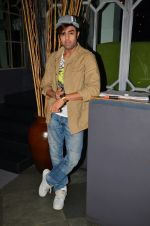 Manish Paul at Anand Rai