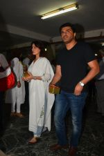 Neelam Kothari, Sameer Soni at Anil Thadani_s father prayer meet on 28th June 2016 (55)_5773659d9deea.JPG