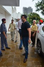 Sameer Soni at Anil Thadani_s father prayer meet on 28th June 2016 (42)_57736591c7a96.JPG