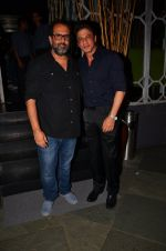 Shahrukh Khan at Anand Rai
