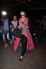 Huma Qureshi snapped at airport on 29th June 2016