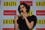 Kangana Ranaut at Gracia Cover Launch on 29th June 2016