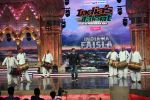 Salman Khan promotes Sultan on the finale episode of India