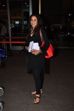 Shobhaa De snapped at airport on 29th June 2016