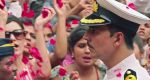 Akshay Kumar as Rustom Pavri in Rustom Movie Stills