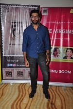 Akshay Oberoi at special screening of The Virgins in Hard Rock Cafe on 30th June 2016 (28)_577612a19dd7a.JPG