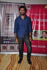 Akshay Oberoi at special screening of The Virgins in Hard Rock Cafe on 30th June 2016 (29)_577612a2723ed.JPG