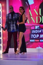 Anusha Dandekar, Neeraj Gaba at the Launch of MTV