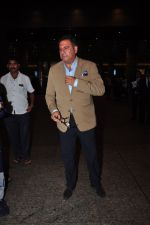 Boman Irani snapped at airport in Mumbai on 30th June 2016