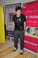 Divyendu Sharma at special screening of The Virgins in Hard Rock Cafe on 30th June 2016 (37)_577612cb850f1.JPG