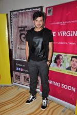 Divyendu Sharma at special screening of The Virgins in Hard Rock Cafe on 30th June 2016 (38)_577612cf2d200.JPG