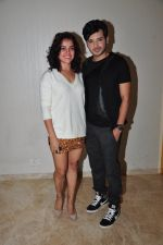 Divyendu Sharma, Pia Bajpai at special screening of The Virgins in Hard Rock Cafe on 30th June 2016 (50)_5776131e6f0c7.JPG