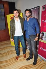 Imran KHan, Akshay Oberoi at special screening of The Virgins in Hard Rock Cafe on 30th June 2016 (46)_577612a43b0d5.JPG