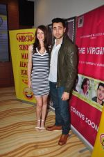 Imran KHan, Kalki Koechlin at special screening of The Virgins in Hard Rock Cafe on 30th June 2016 (47)_577612db552cf.JPG