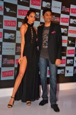 Lisa Haydon at the Launch of MTV_s India_s Next Top Model Hunt Season 2 in The Leela Hotel on 30th June 2016 (26)_577617f6d3a5a.JPG