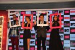 Lisa Haydon, Anusha Dandekar, Dabboo Ratnani and Neeraj Gaba at the Launch of MTV