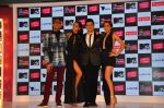Lisa Haydon, Anusha Dandekar, Dabboo Ratnani and Neeraj Gaba at the Launch of MTV_s India_s Next Top Model Hunt Season 2 in The Leela Hotel on 30th June 2016 (29)_577618010bd43.JPG