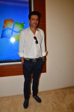 Manoj Bajpayee at the Press Conference of Short Film Kriti on 1st July 2016