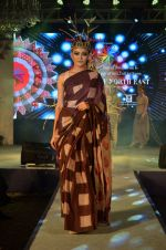 Model at 3rd Edition of Colours of North East with fashion show by Mr,. Asaboi Kazinginei in Taj Mahal Hotel on 30th June 2016