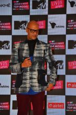 Neeraj Gaba at the Launch of MTV