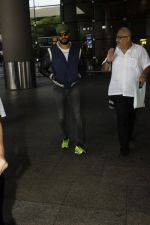 Riteish Deshmukh snapped at airport on 30th June 2016