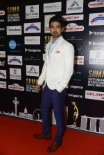 Saqib Saleem at SIIMA 2016 DAY 1 red carpet on 30th June 2016 (160)_577616a9c27d5.JPG