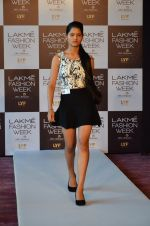 at LFW Model Auditions in St. Regis Hotel on 30th June 2016