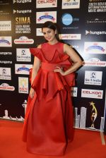 Huma Qureshi at SIIMA Awards 2016 Red carpet day 2 on 1st July 2016