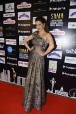 Raai Laxmi at SIIMA Awards 2016 Red carpet day 2 on 1st July 2016