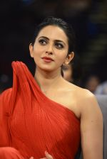 Rakul Preet Singh at SIIMA Awards 2016 Red carpet day 2 on 1st July 2016