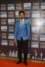 Saqib Saleem at SIIMA Awards 2016 Red carpet day 2 on 1st July 2016