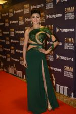 Urvashi Rautela at SIIMA Awards 2016 Red carpet day 2 on 1st July 2016