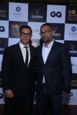 Aamir Khan and Che Kurrien, Editor, GQ India at GQ 50 Most Influential Young Indians of 2016