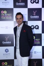 Ashiesh Shah at GQ 50 Most Influential Young Indians of 2016