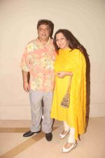 David Dhawan at Krishika Lulla
