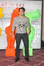 Eijaz Khan at Krishika Lulla