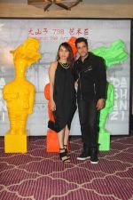 Ganesh Hegde at Krishika Lulla_s party in the new Asian Restaurant Dashanzi, J W Marriott, juhu on 2nd July 2016 (58)_5778fe007c6dd.JPG