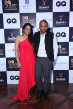 Gaurav Gupta with friend at GQ 50 Most Influential Young Indians of 2016