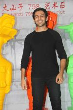 Karthik Aryan at Krishika Lulla_s party in the new Asian Restaurant Dashanzi, J W Marriott, juhu on 2nd July 2016 (46)_5778fe4c97492.JPG