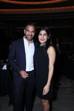 Sanjay Kapur with Priya Sachdev at GQ 50 Most Influential Young Indians of 2016