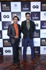 Shivan and Narresh at GQ 50 Most Influential Young Indians of 2016