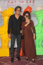 Talat Aziz at Krishika Lulla_s party in the new Asian Restaurant Dashanzi, J W Marriott, juhu on 2nd July 2016 (13)_5779004ac7aba.JPG