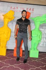 Terence Lewis at Krishika Lulla_s party in the new Asian Restaurant Dashanzi, J W Marriott, juhu on 2nd July 2016 (56)_5779005df2a2d.JPG