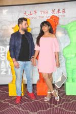 Varun Sharma, Richa Chadda at Krishika Lulla_s party in the new Asian Restaurant Dashanzi, J W Marriott, juhu on 2nd July 2016 (88)_577900871bd31.JPG