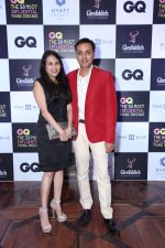 Vikrum Baidyanath with friend at GQ 50 Most Influential Young Indians of 2016